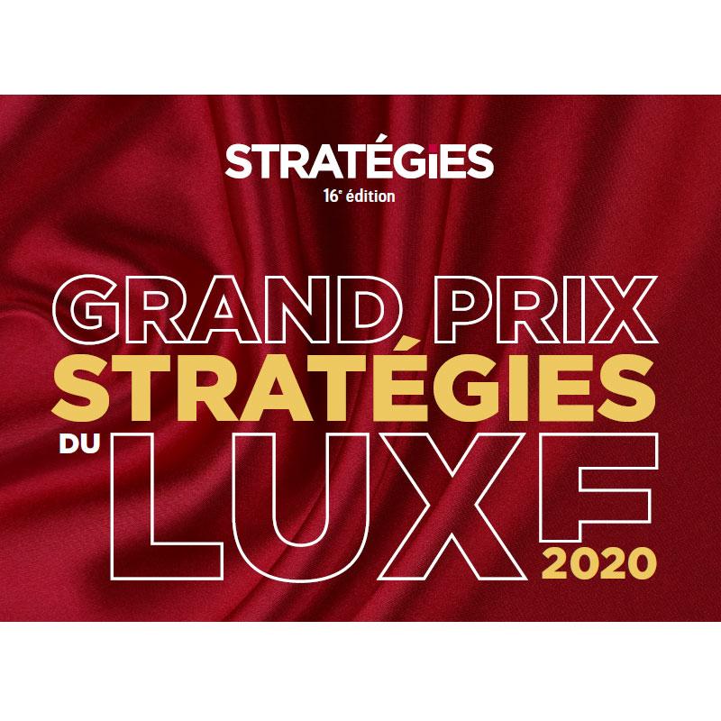 Grand Prix Stratégies du Luxe 2020