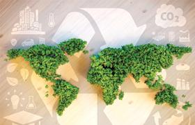 Environmental study worldwide