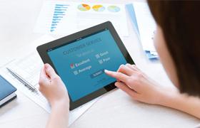 L'Ifop est le premier institut à publier ses sondages sur iPhone et iPad