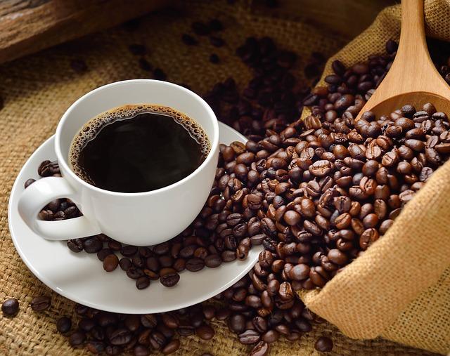 consommation de café