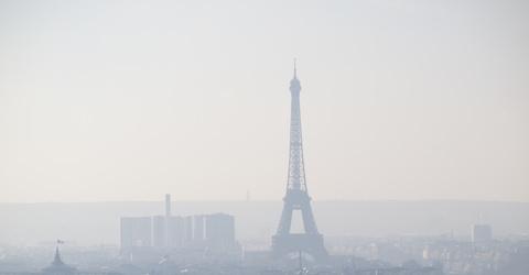 Paris - Qualité de l'air