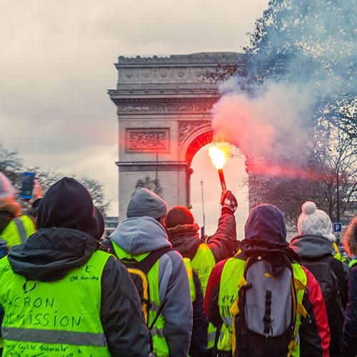 Gilets Jaunes - mobilisation
