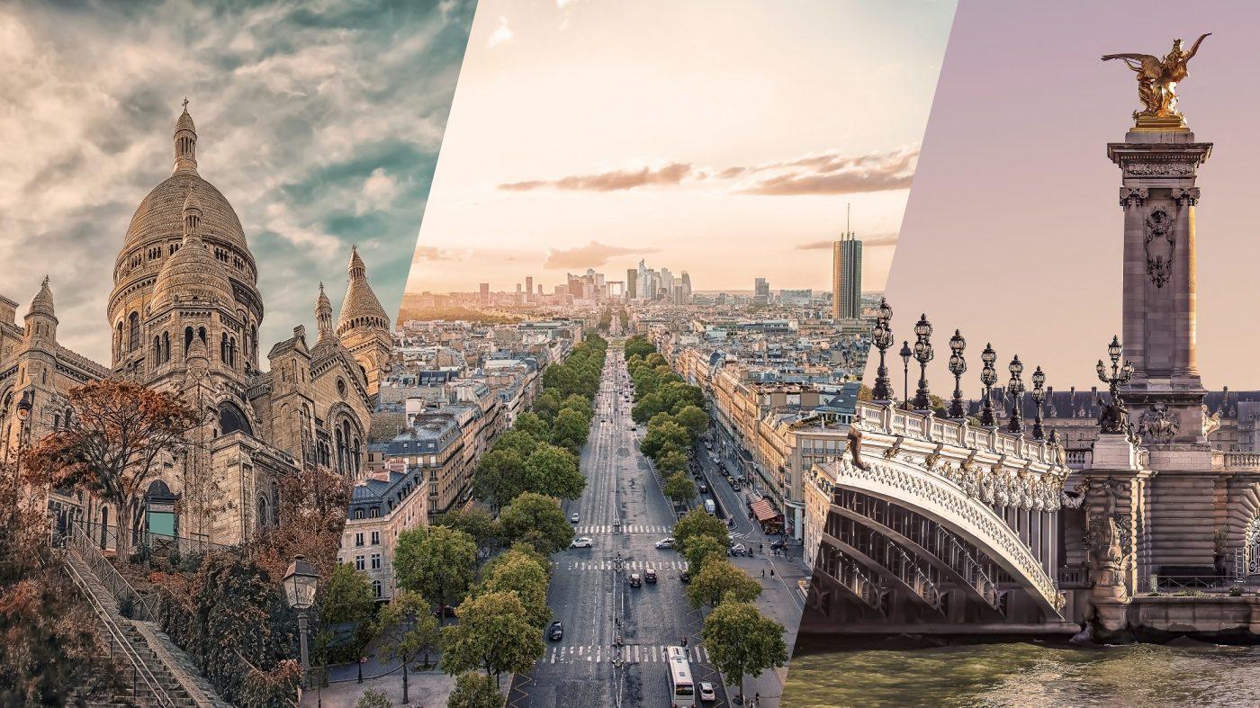 Attractivité de Paris
