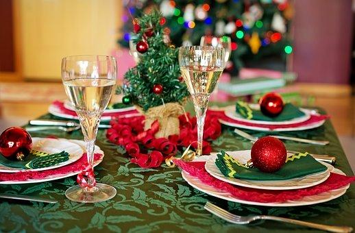 retrouvailles familiales à Noël