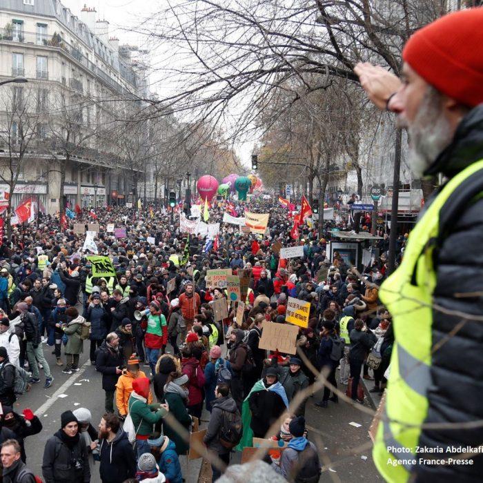radicalisation du mouvement social