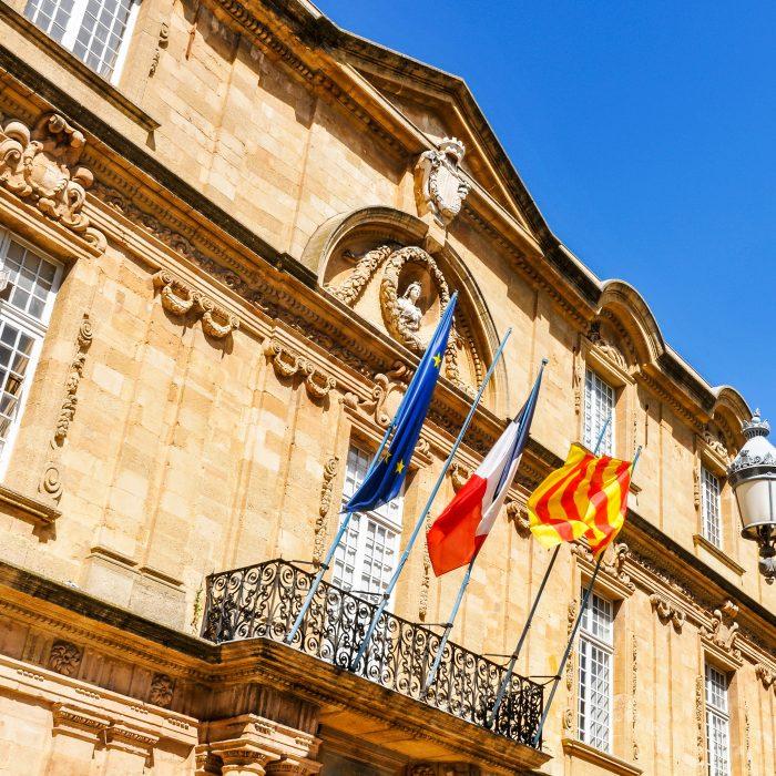 Climat politique à Aix-en-Provence