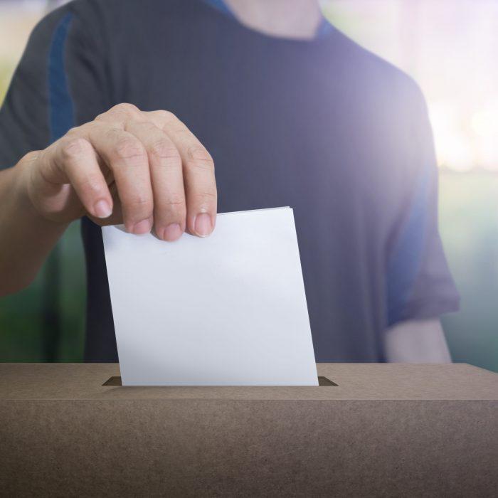 les jeunes et les élections