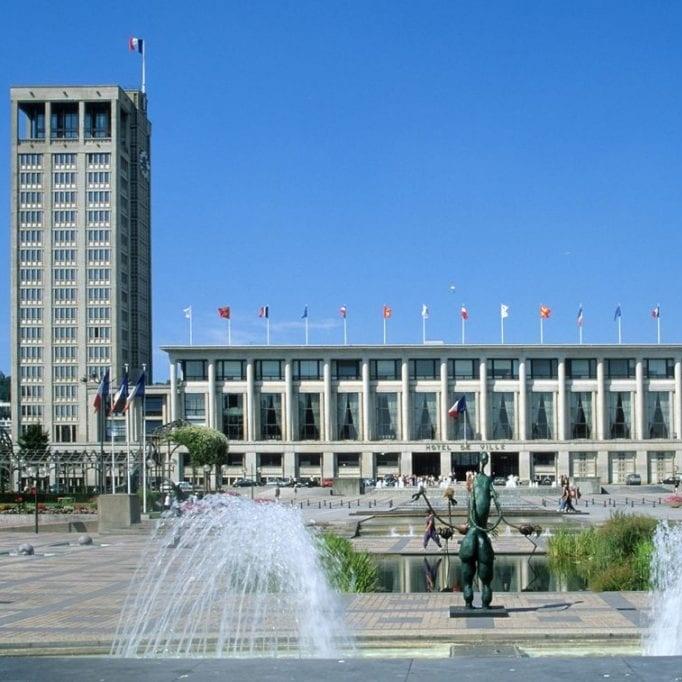 municipales au Havre