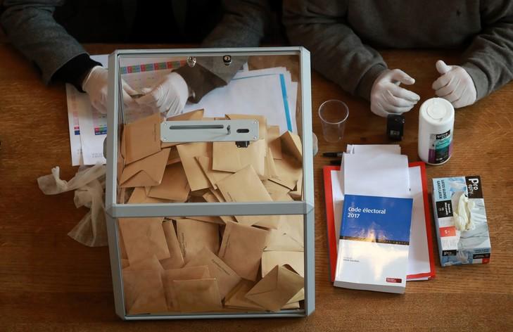 bureau vote