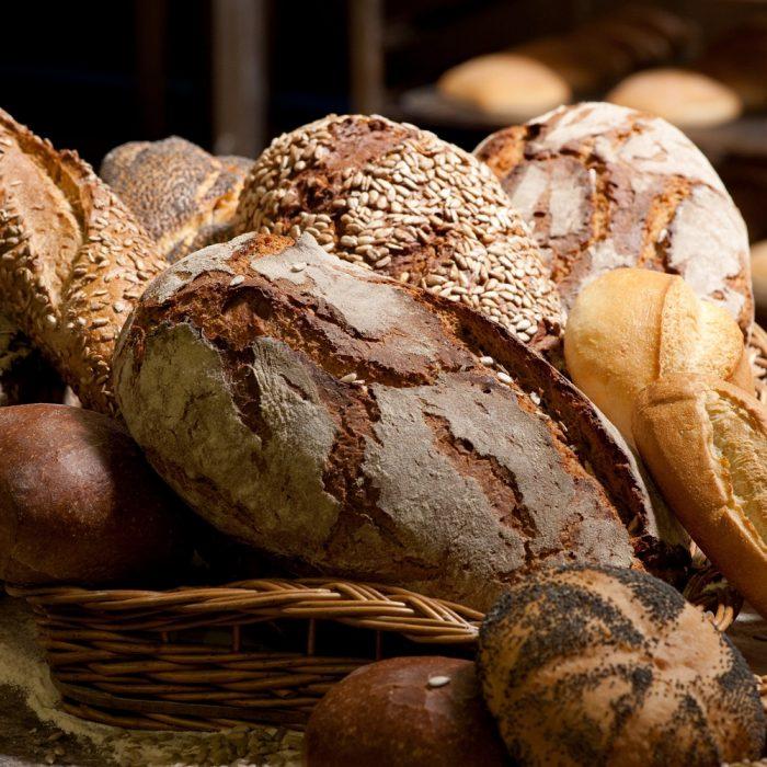 consommation de pain