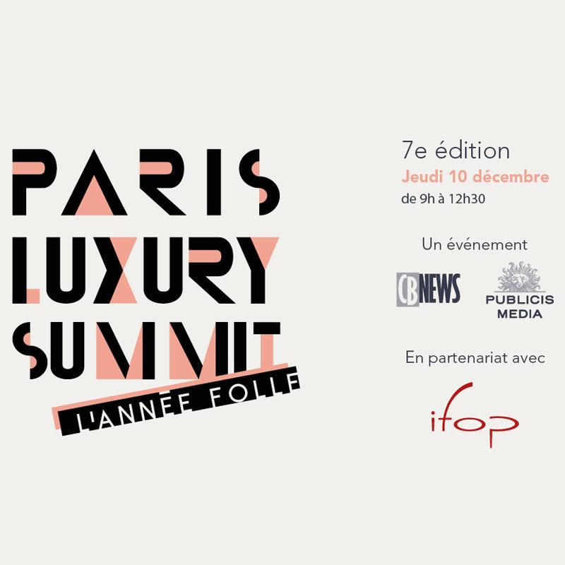 Paris Luxury Summit