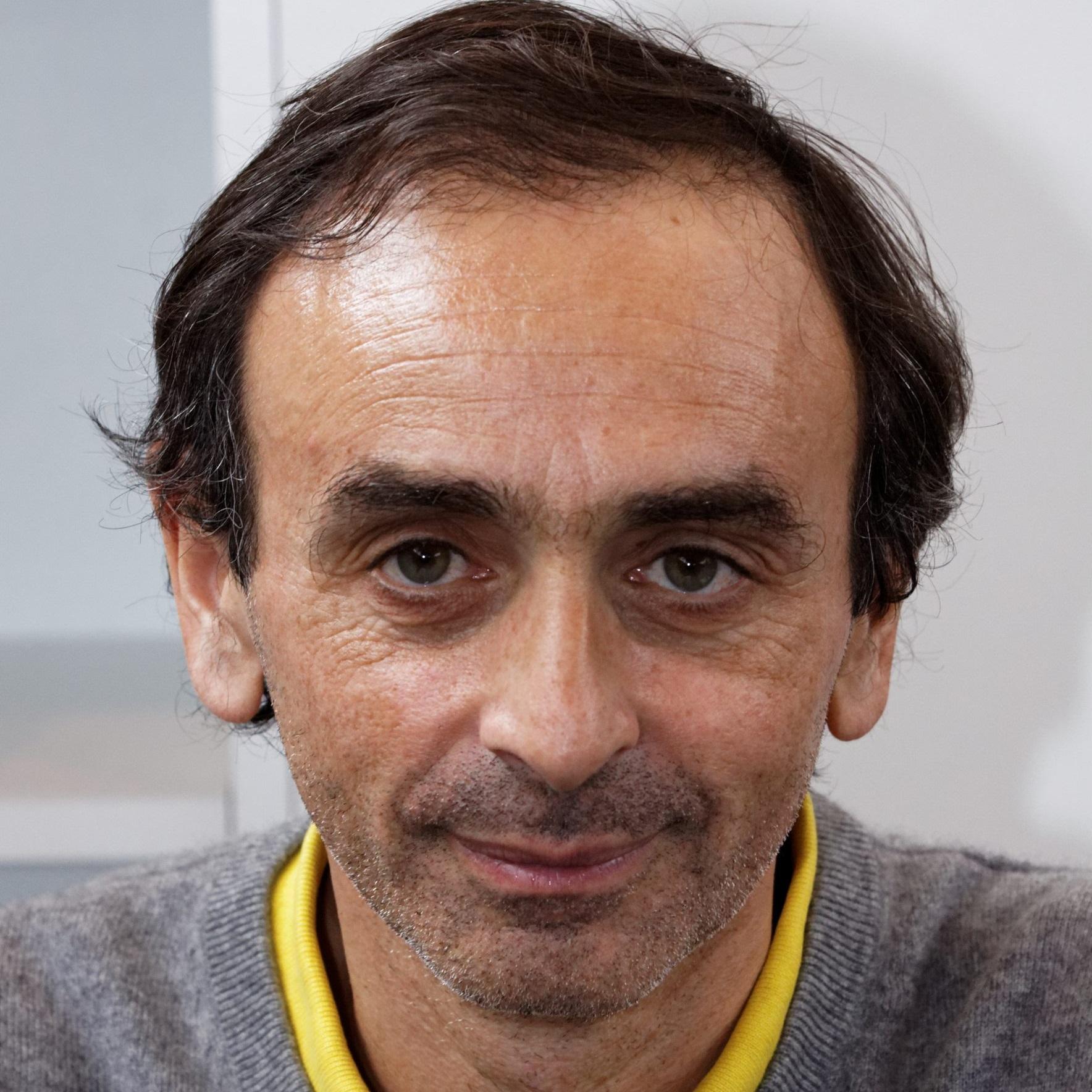 candidature d'Éric Zemmour