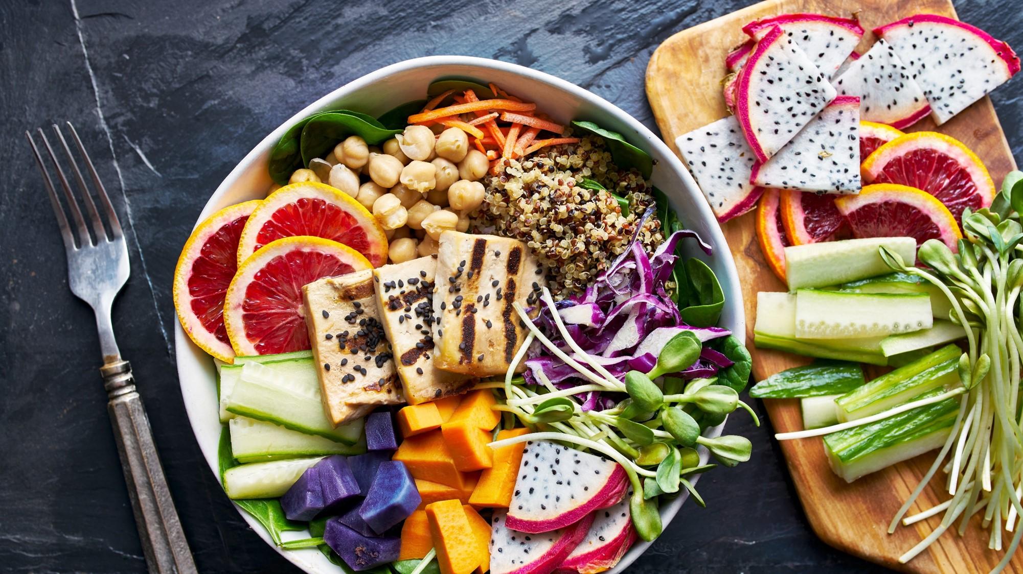vegetariens flexitariens