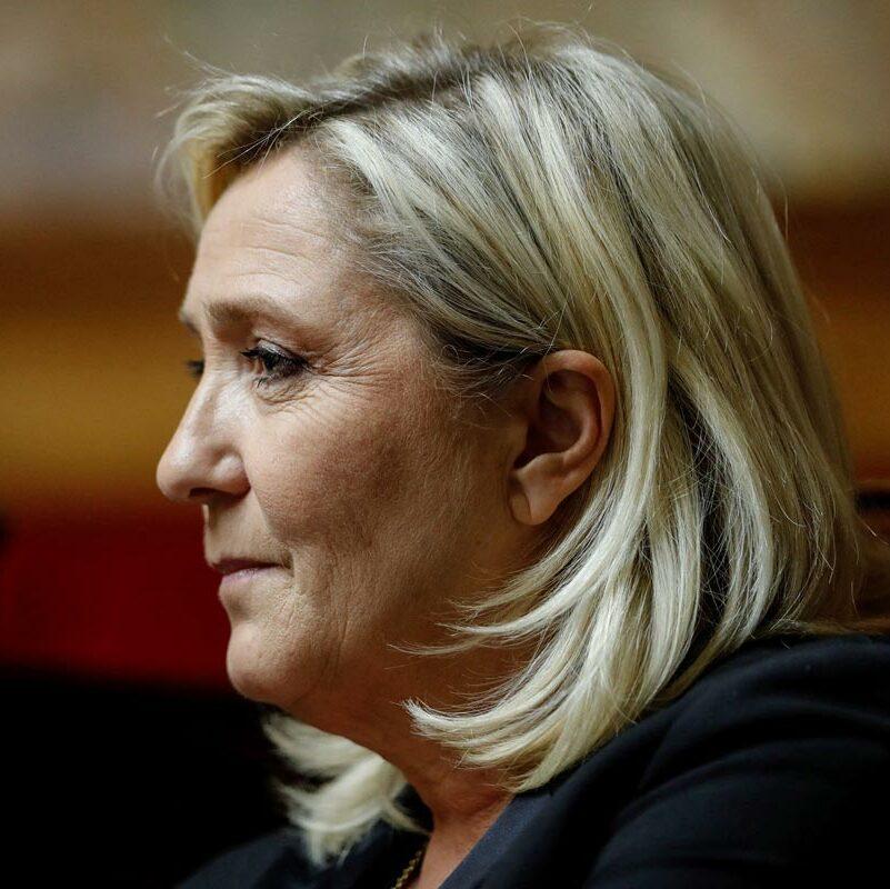 Marine Le Pen élections régionales